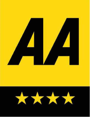 AA 4 Star award