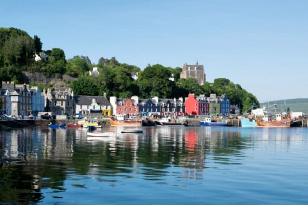 Tobermory view-a